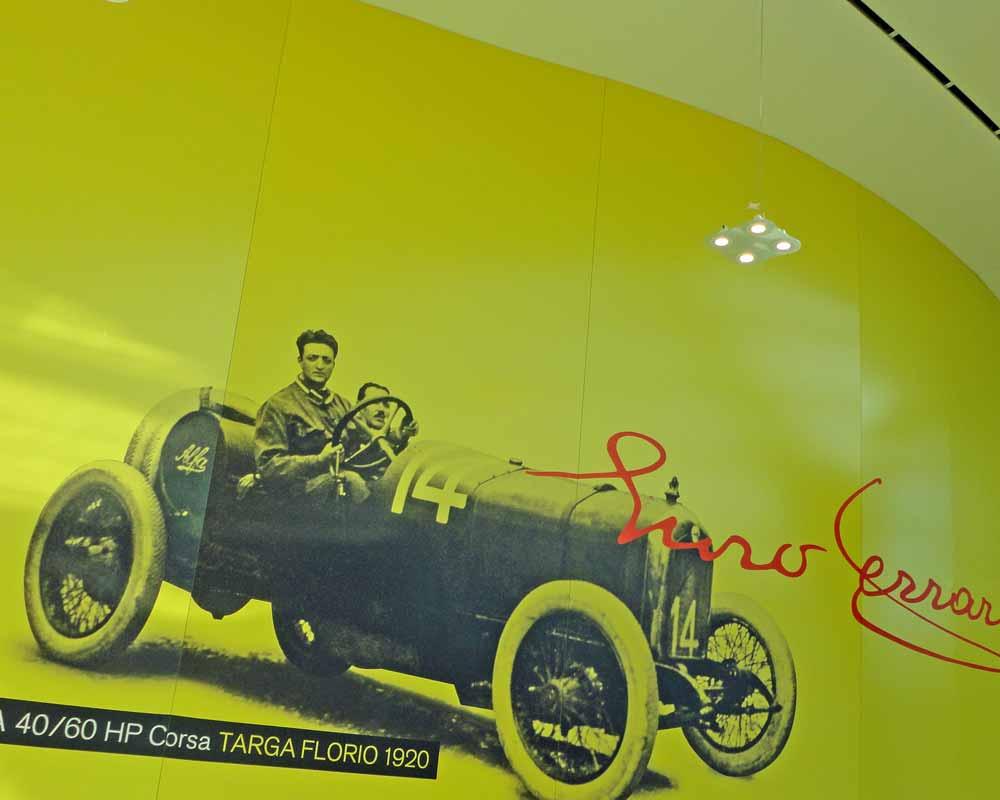 Enzo Ferrari Museum Maranello Village